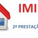 IMI – 2ª Prestação